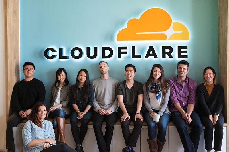 Cloudflare design team