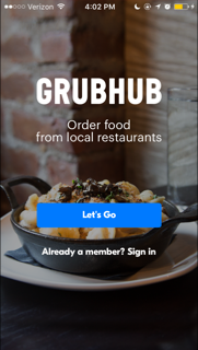 UX design for on-demand apps