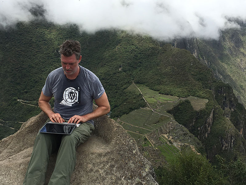 How traveling for a year changed a remote workers life