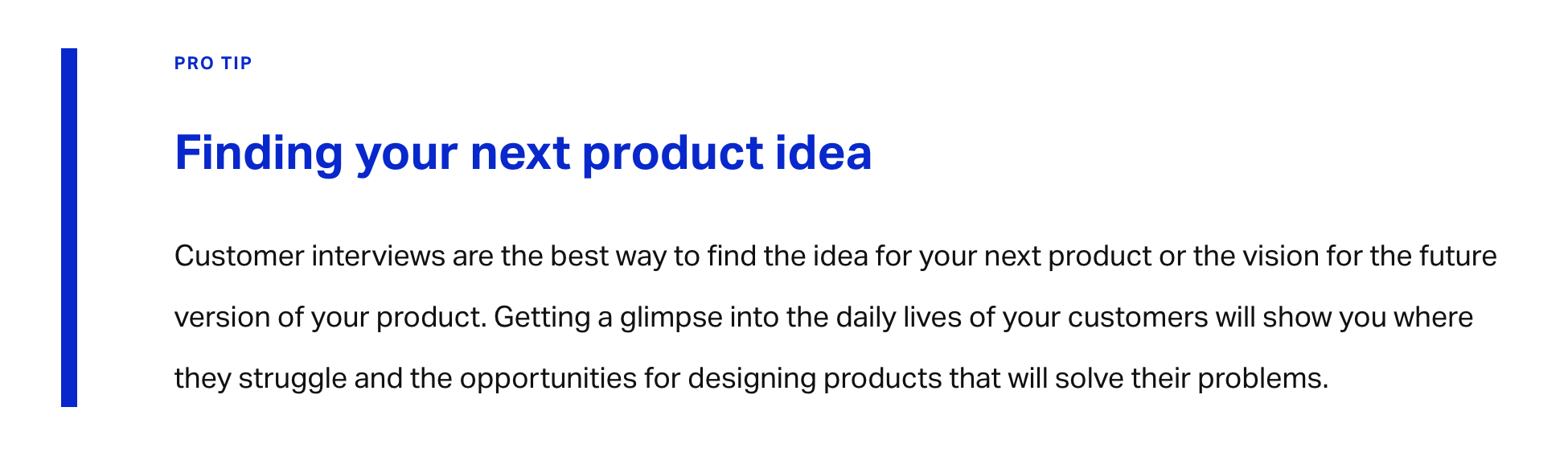What to prioritize for a successful, scalable product design process