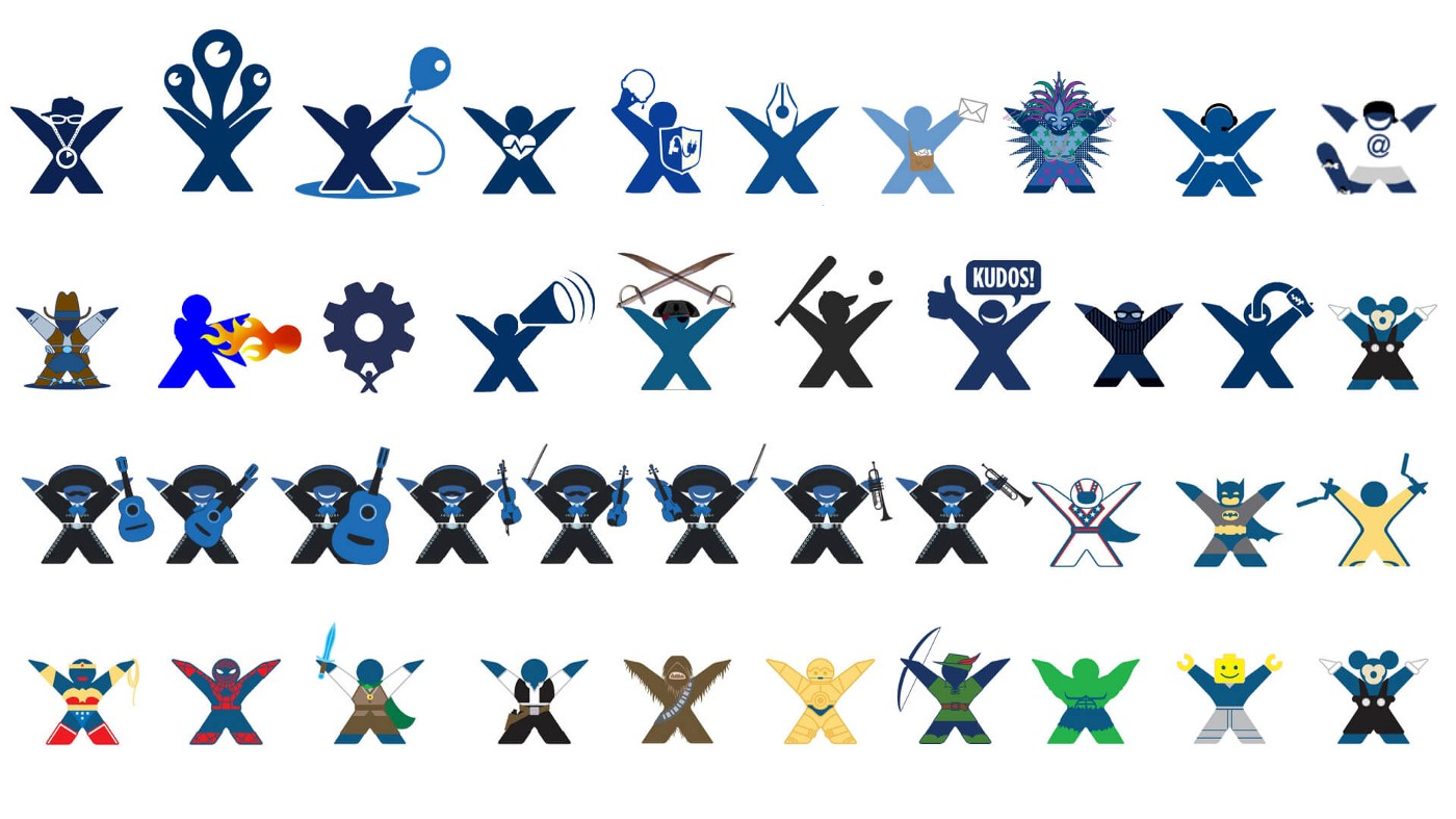 Behind the scenes of atlassians bold new brand at the same time we needed the symbol for atlassian to be strong memorable and capable of unifying a massive product portfolio biocorpaavc Gallery