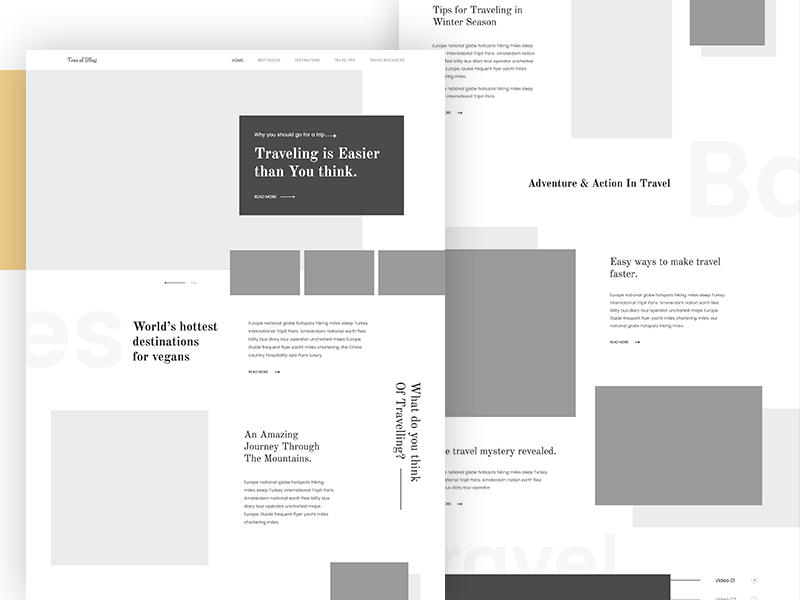 12 wireframe examples from some of our favorite UX designers