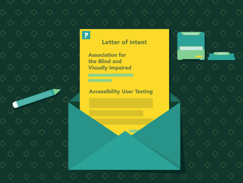 Accessibility user testing