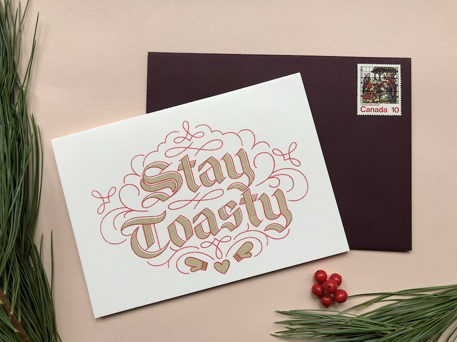 Season S Greetings 10 Gorgeous Holiday Card Designs