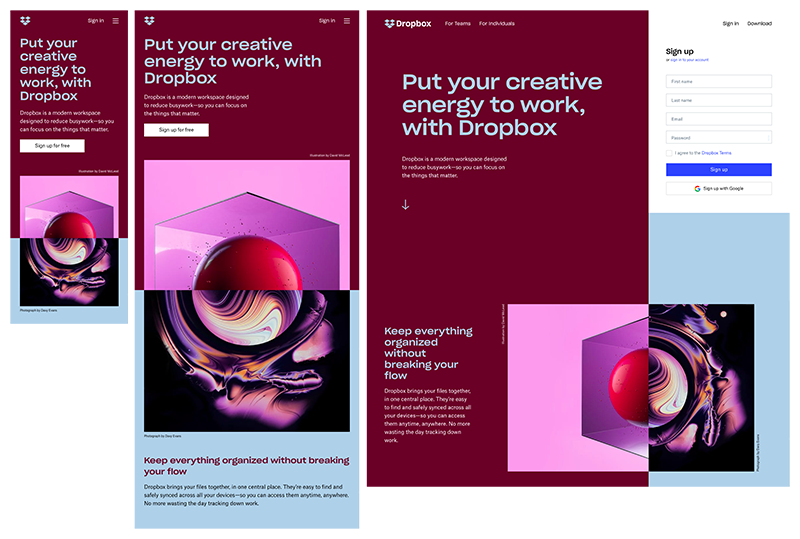 11 Powerful Examples Of Responsive Web Design