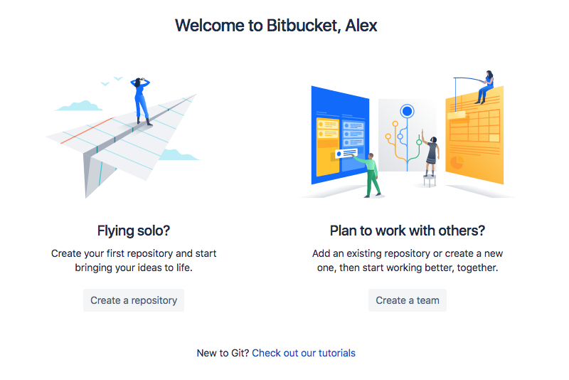 Persona-based onboarding at Bitbucket
