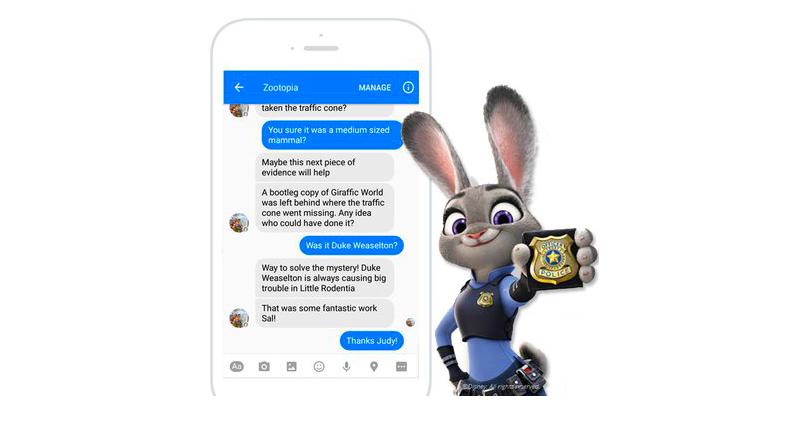 Designing chatbots for children