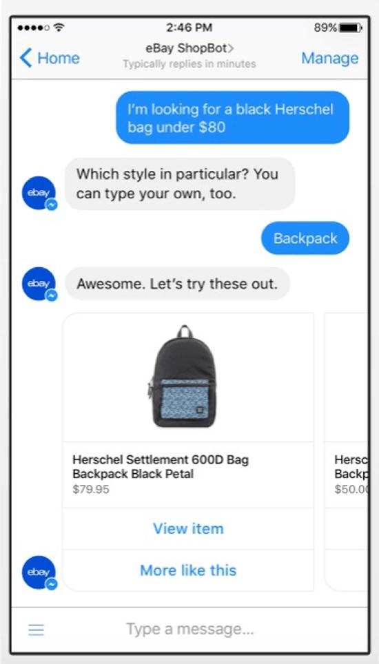 eBay ShopBot