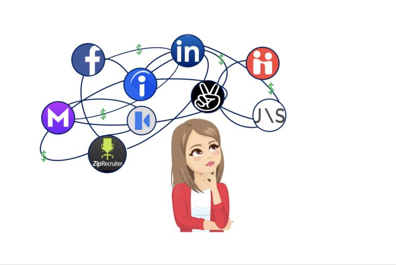Free Job Posting Sites Logos