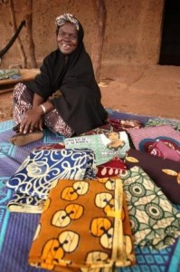 Sumba Doumbia. Photo by Rebecca Blackwell/Oxfam America