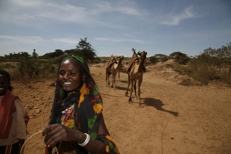 No place in Africa is quite like Ethiopia. Photo by Petterik Wiggers/Oxfam America.