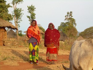 Borena women from Gutu Dobi.