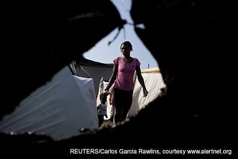 Nearly a week after the earthquake in Haiti, aid groups are delivery vital assistance to survivors.