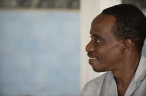 "Boakye Dankwa Boadi: ""API, drop the lawsuit now, now, now."" Photo by Anna Fawcus/OxfamAmerica"
