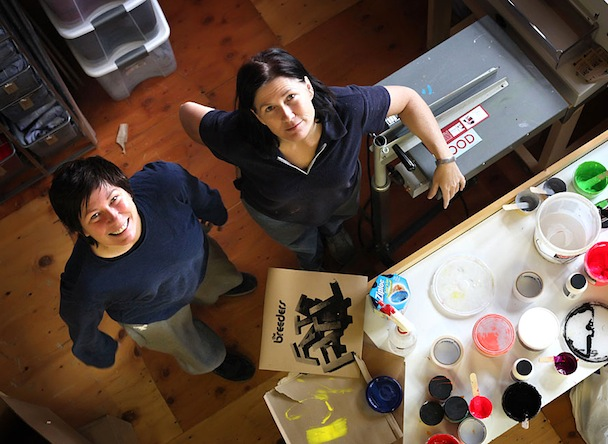 Kim and Kelley Deal of the Breeders. Photo: Chris Glass