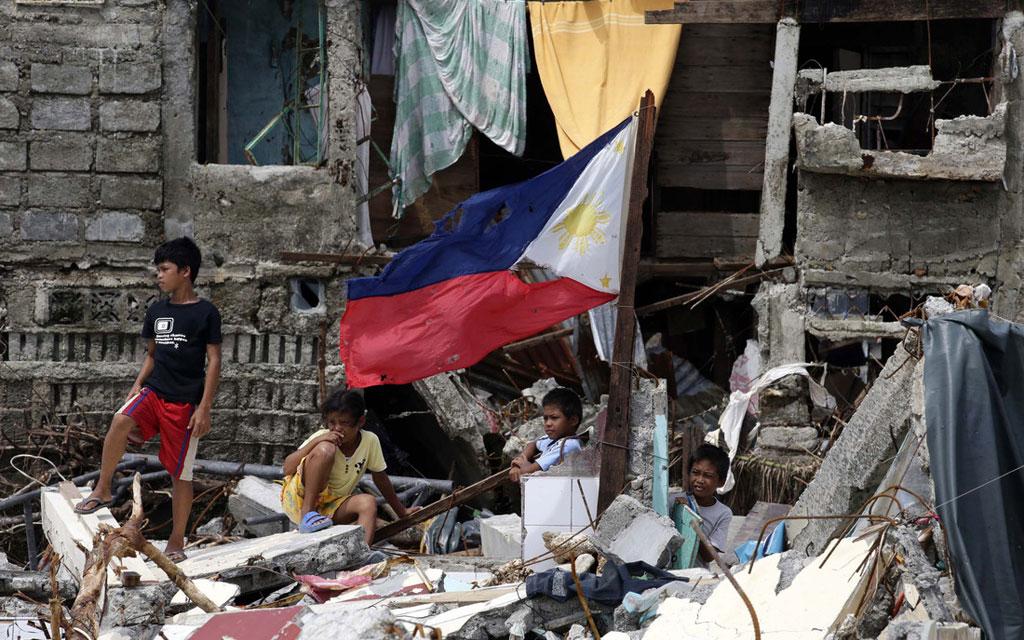 Photo by EPA/Dennis M. Sabangan.
