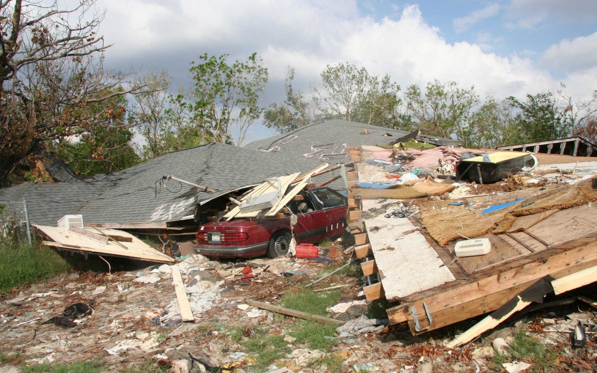 In the aftermath of Hurricane Katrina, an ignored ...
