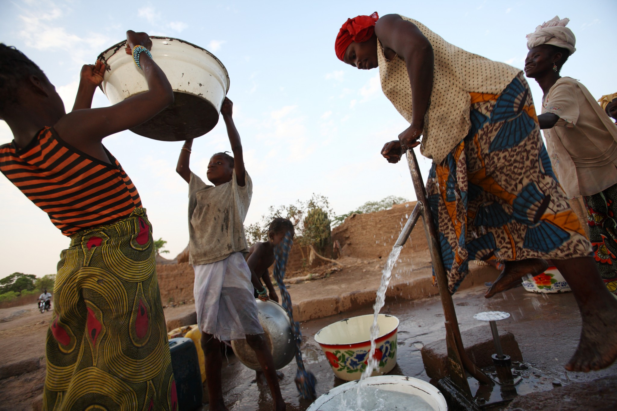 Six ways to fix up a well and get clean water | Oxfam America First