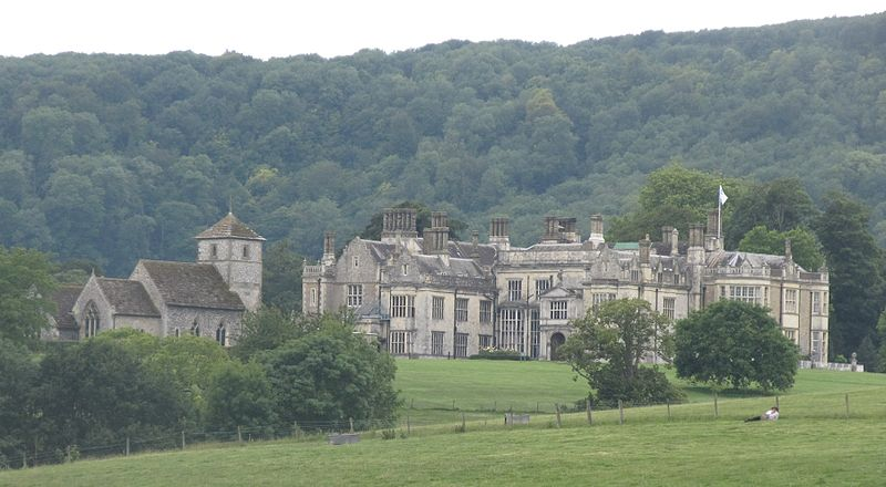Wiston House where the EITI board meeting will be held next week. Wikimedia Commons.