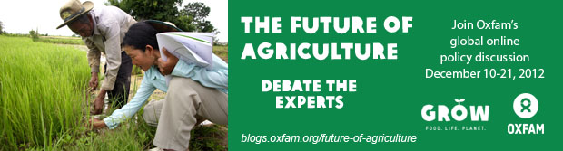 The Future of Agriculture needs a fertile conversation