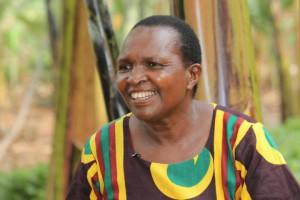 Emiliana Aligaesha. Photo: MaishaPlus2012 / Oxfam.