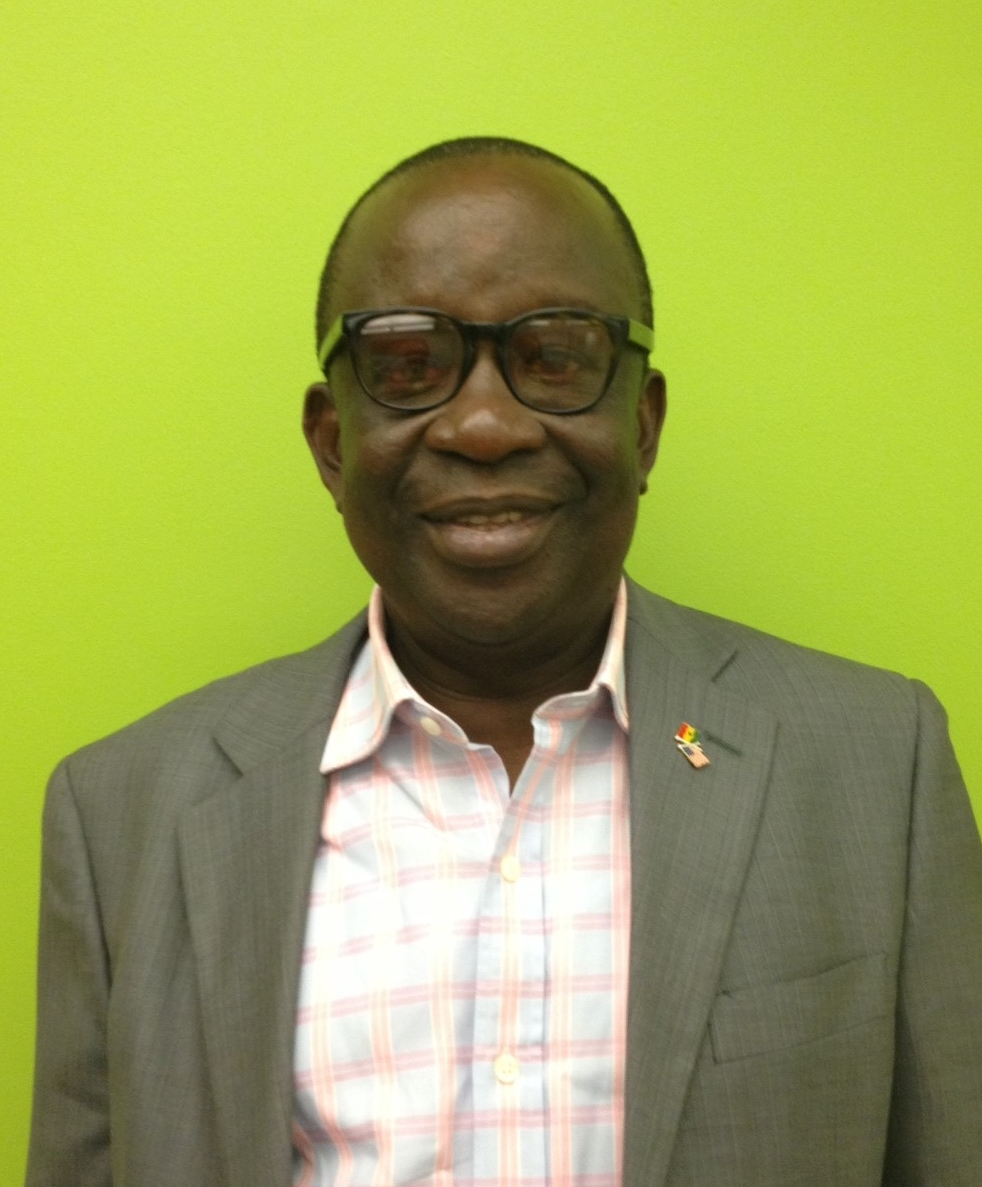 Hon. Albert Kan-Dapaah, co-founder and executive director of Financial Accountability & Transparency-Africa and former Ghanaian Minister and Parliamentarian