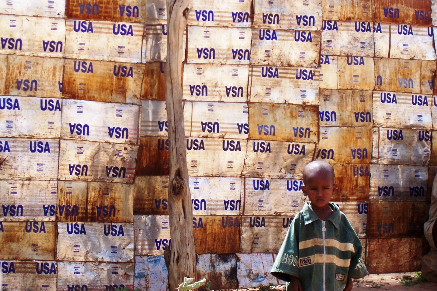 Does food aid cause conflict? | Oxfam America The Politics