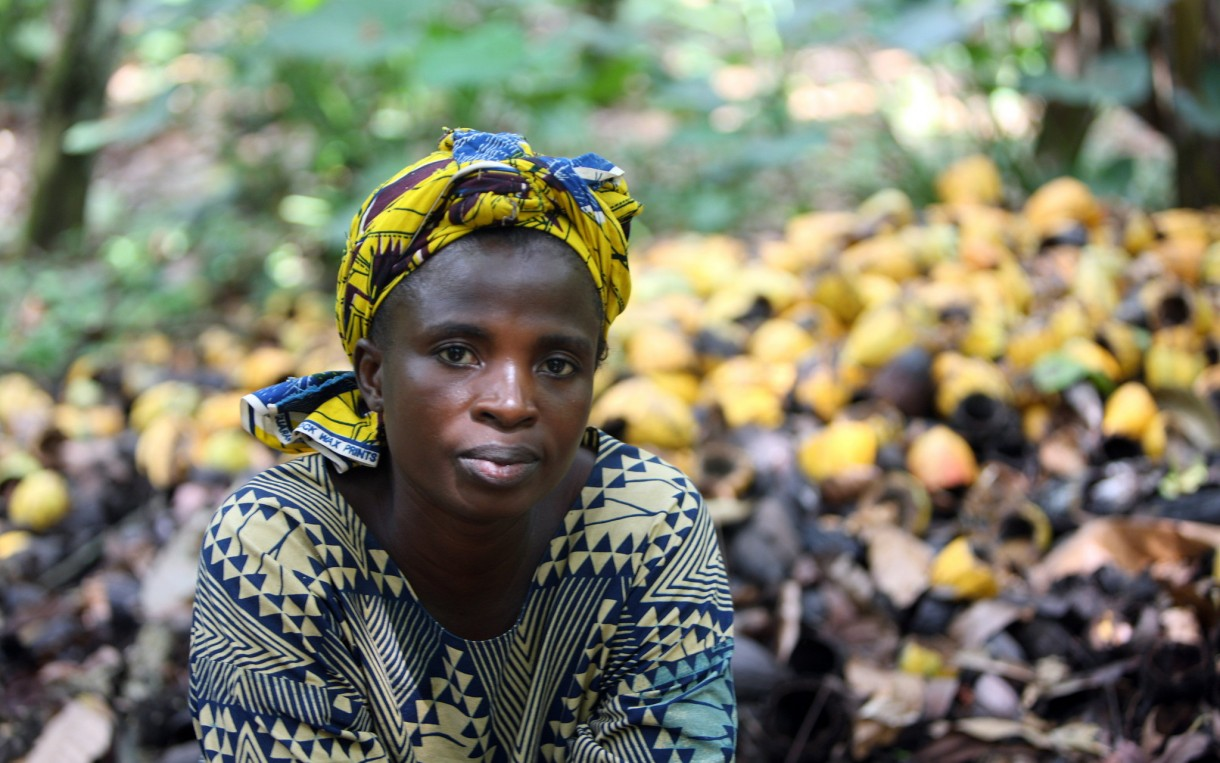 Women Empowerment and Child Labour in Cocoa - ghanatalksbusiness.com