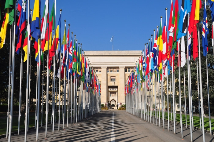 The Palace of Nations in Brussels, where the 2015 UN Forum on Business and Human Rights was held. Photo: http://bit.ly/1Irg2fN