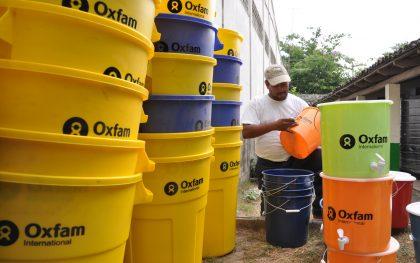 Photo: Claudia Barrientos/ Oxfam America.