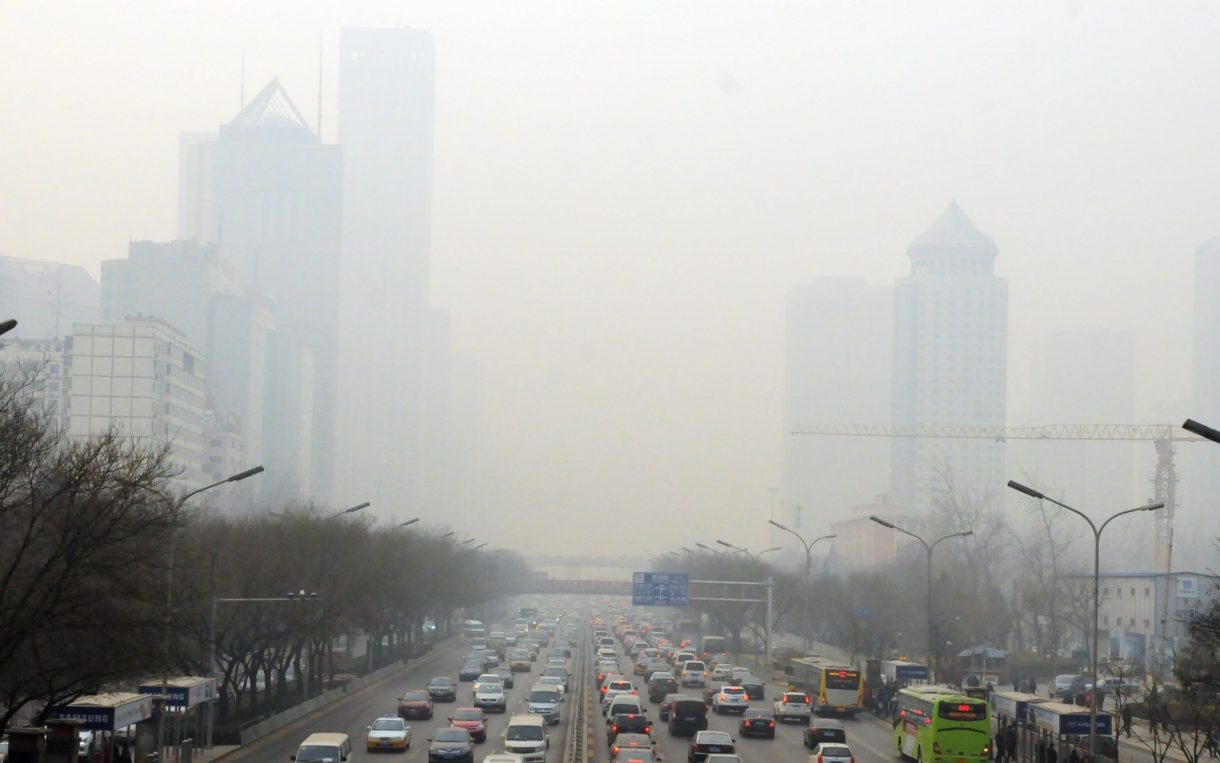 Risk Analysis Powers Air Pollution Solutions