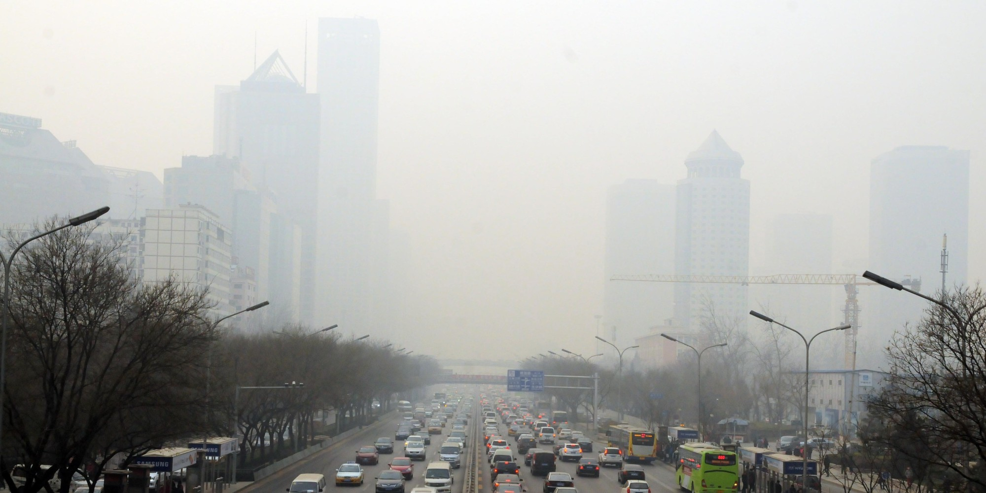 atmospheric pollution in beijing and the Beijing is at whit's end about how to solve its awful air pollution problem air  quality continues to worsen year over year and after a week of.