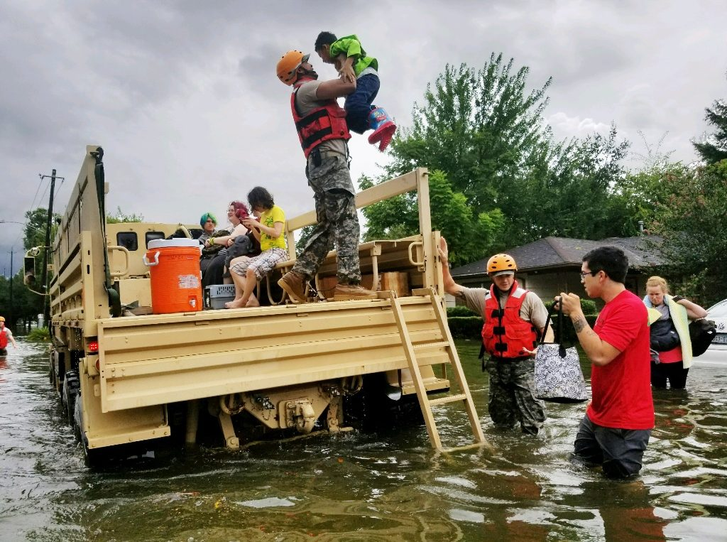 Hurricane Harvey floods could hit NFIP's $1billion reinsurance layer
