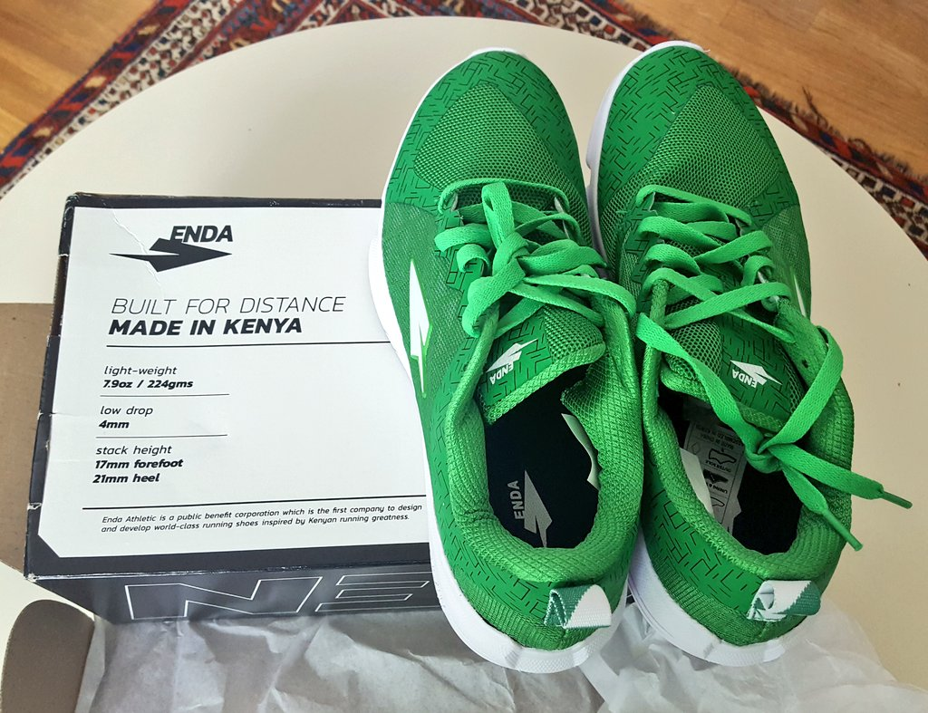 ba41c715f Kenya produces champion runners — and now it produces quality running shoes