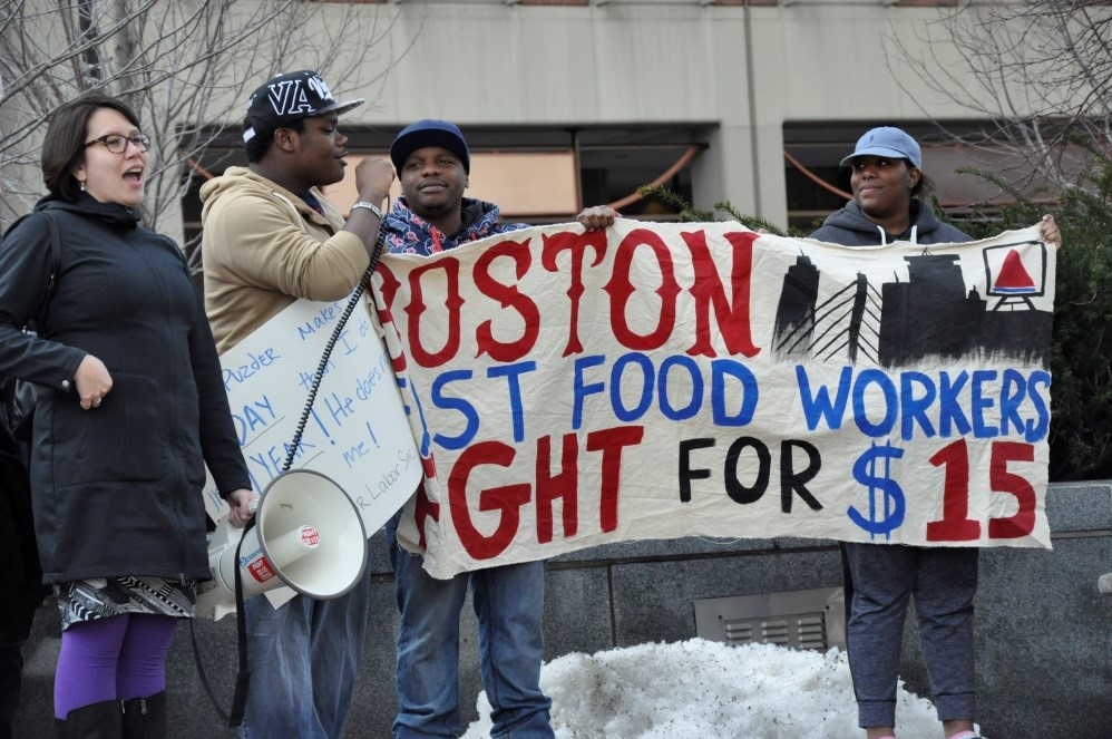 minimum wage raise the wage fight for 15