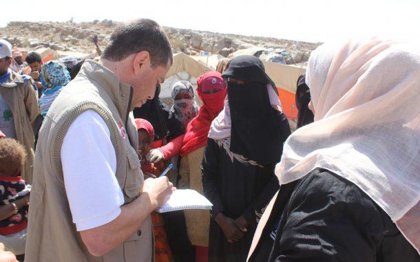 yemen women oxfam war hunger famine
