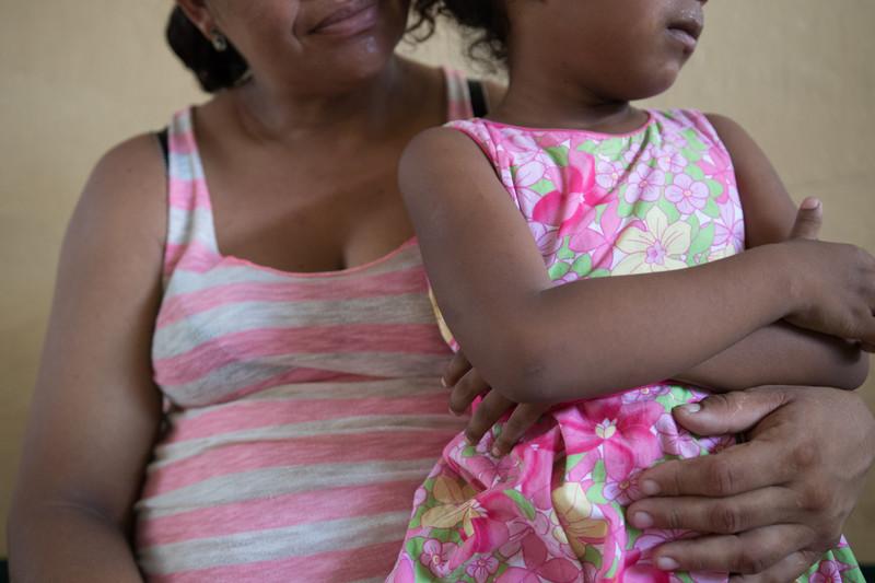 women international women's day central america migration