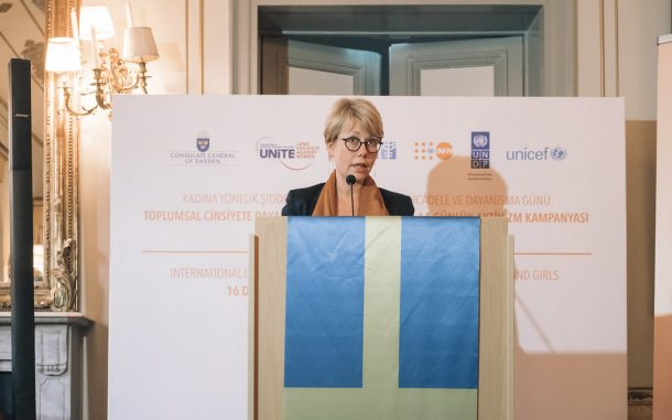sweden consul general of sweden feminist foreign policy