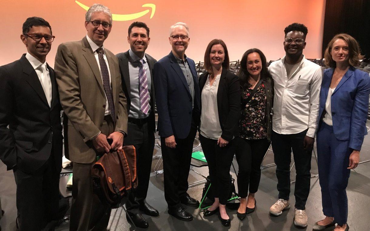 amazon shareholders general meeting sustainability advisors