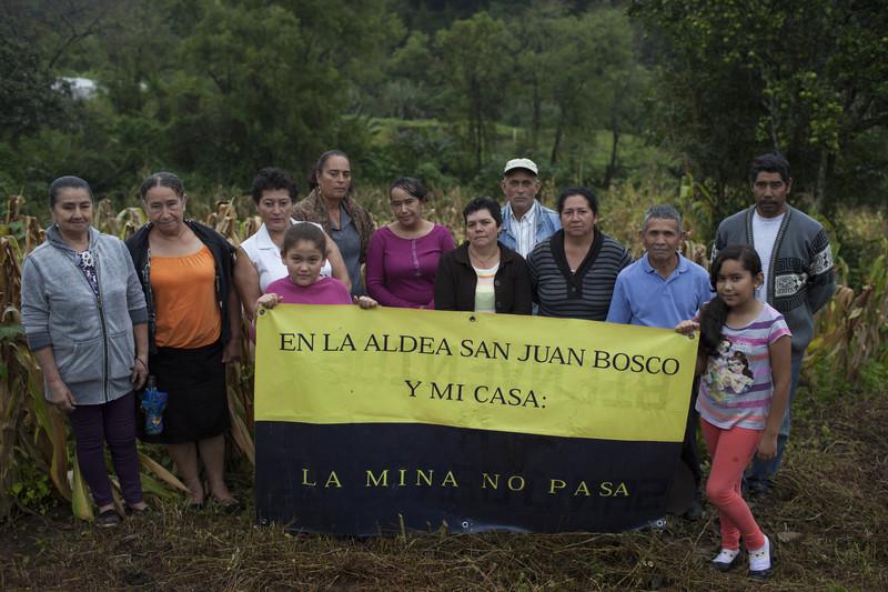 indigenous rights activists