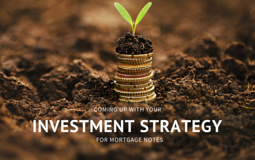 Note Investing Strategy