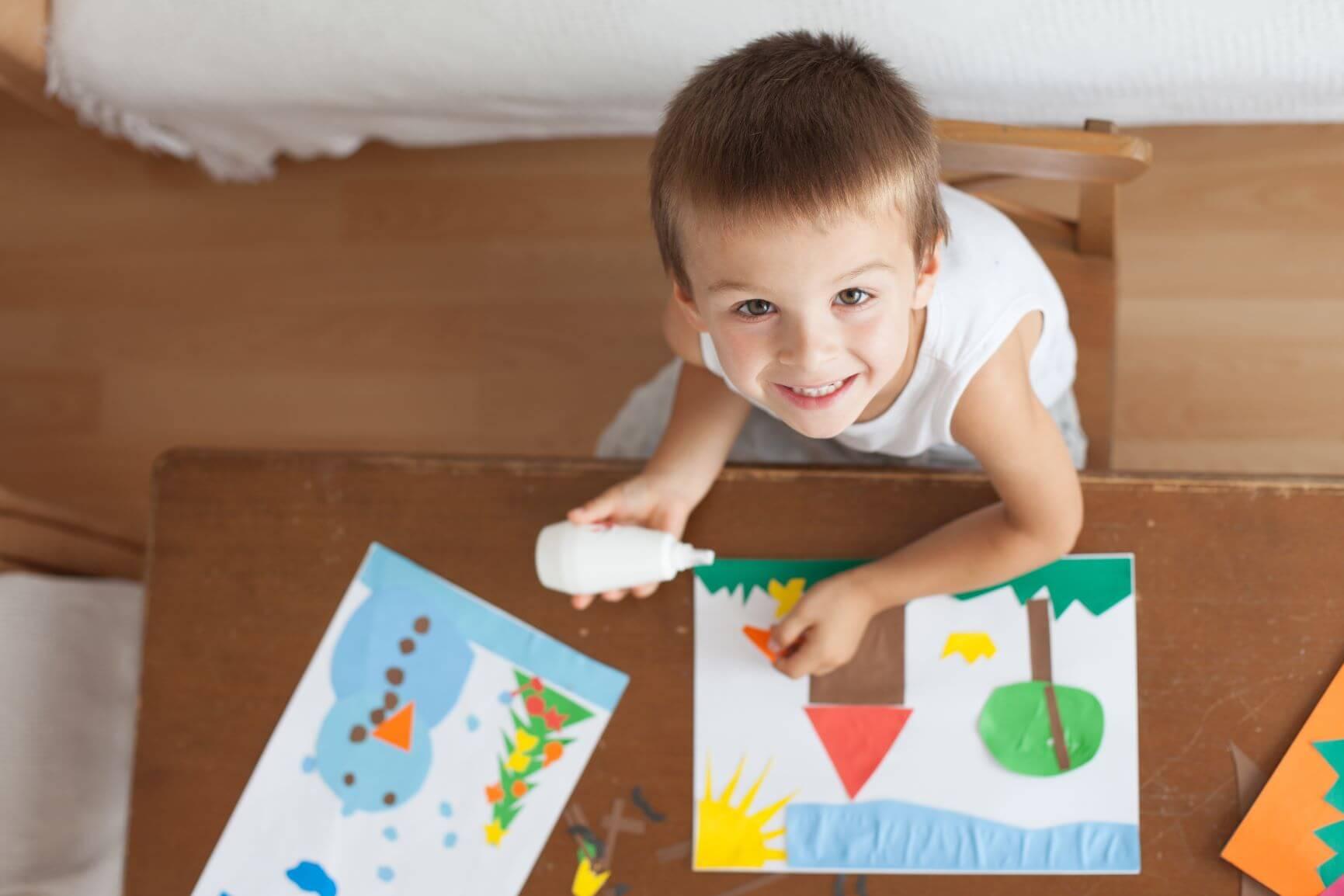 stimulate children creativity