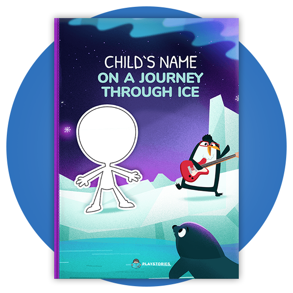 Personalized Book - Journer Through Ice