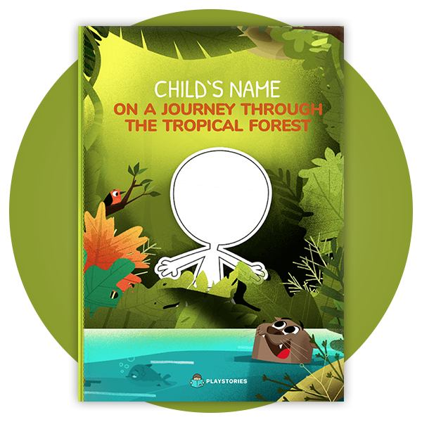 Personalized Book - Forrest