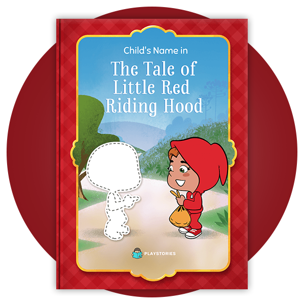 Personalized Book - Little Red Riding Hood