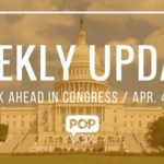 POPVOX Weekly Update_The Week Ahead in Congress_April_4_8_2016