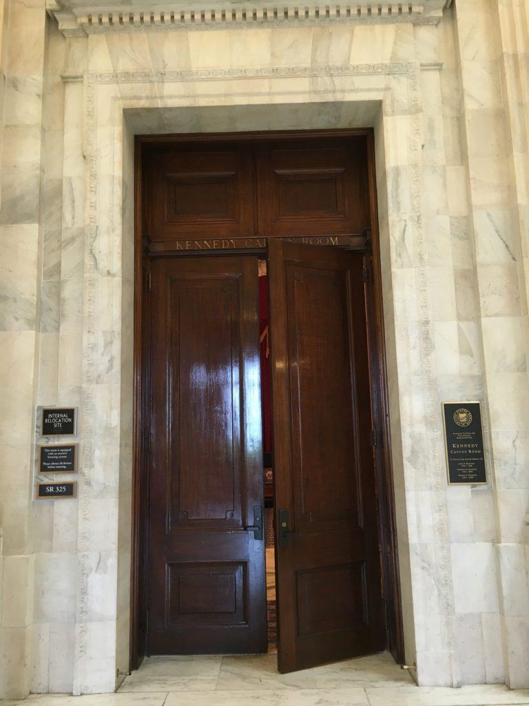 POPVOX Kennedy Caucus Room Intern Scavenger Hunt