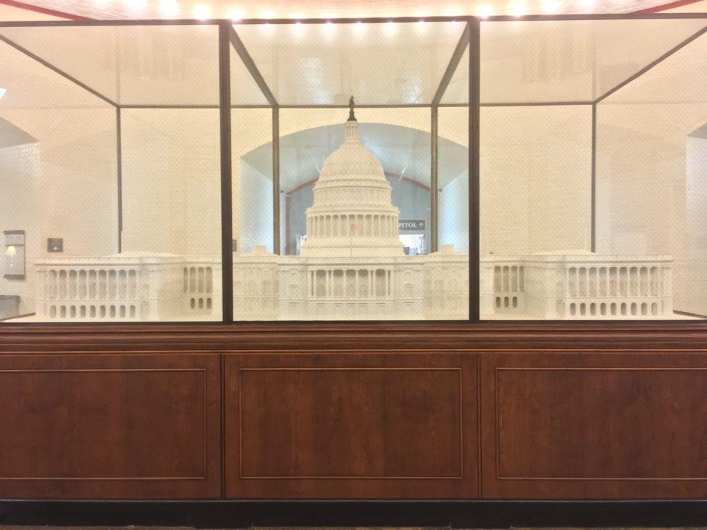 POPVOX Cannon Rotunda Capitol Model
