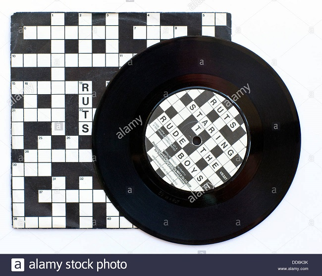 Itu0027s always fun to find puzzles in unexpected places so when friend of the blog Jen Cunningham sent me the picture above of a single with a crossword ... & Puzzles in Pop Culture: The Ruts   PuzzleNation.com Blog 25forcollege.com