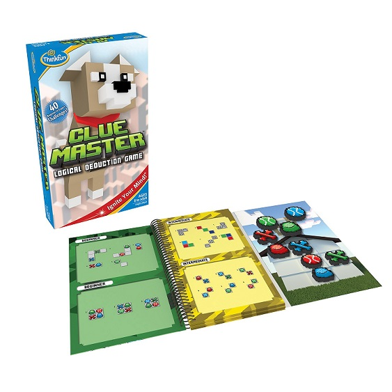 Puzzlenation Reviews Thinkfuns Circuit Maze And Clue Master